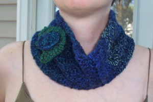 Changing Colors Cowl